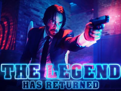 Why I Think About How Sweet 'John Wick' Was Every Day
