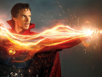 First 'Doctor Strange' Trailer for Marvel Film Starring Benedict Cumberbatch