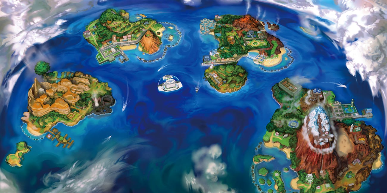 alola is the best part of pokémon sun and moon inverse
