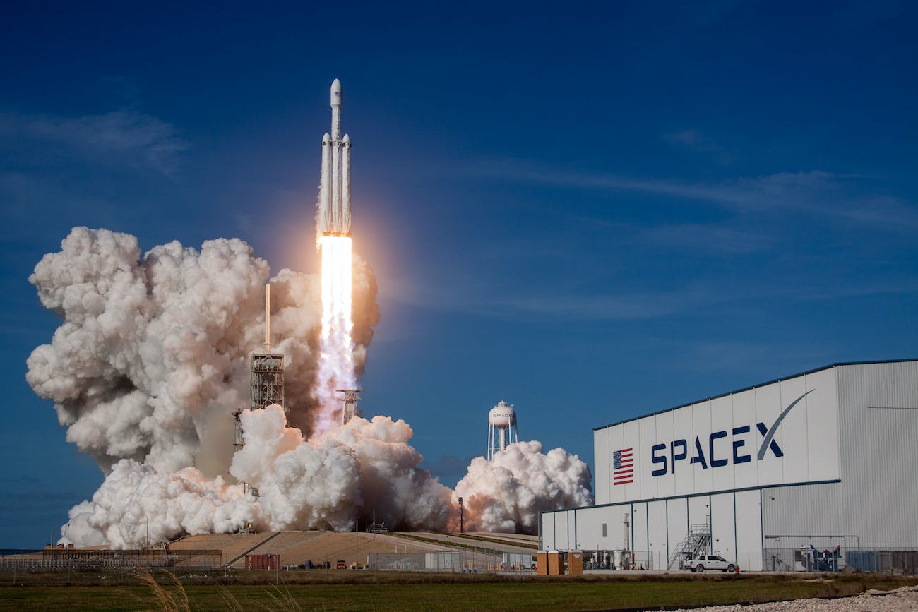 More efficient fuel means more efficient space rockets.