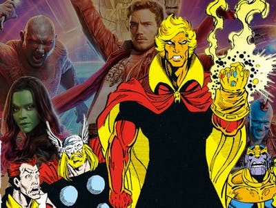 Why the Adam Shoutout in 'Guardians of the Galaxy' is a Big Deal