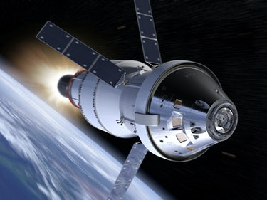 NASA's Being Cagey About Why a Crewed Lunar Mission in 2019 is a Good Idea