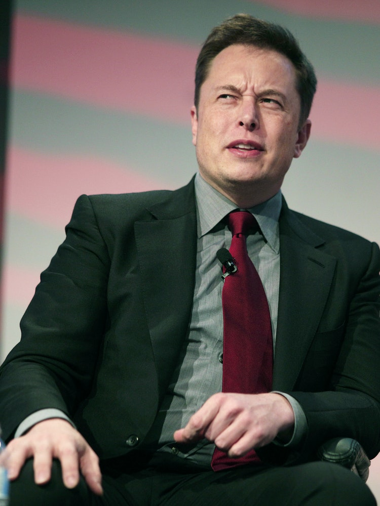 Elon Musk Says He Borrowed Money From Spacex To Help