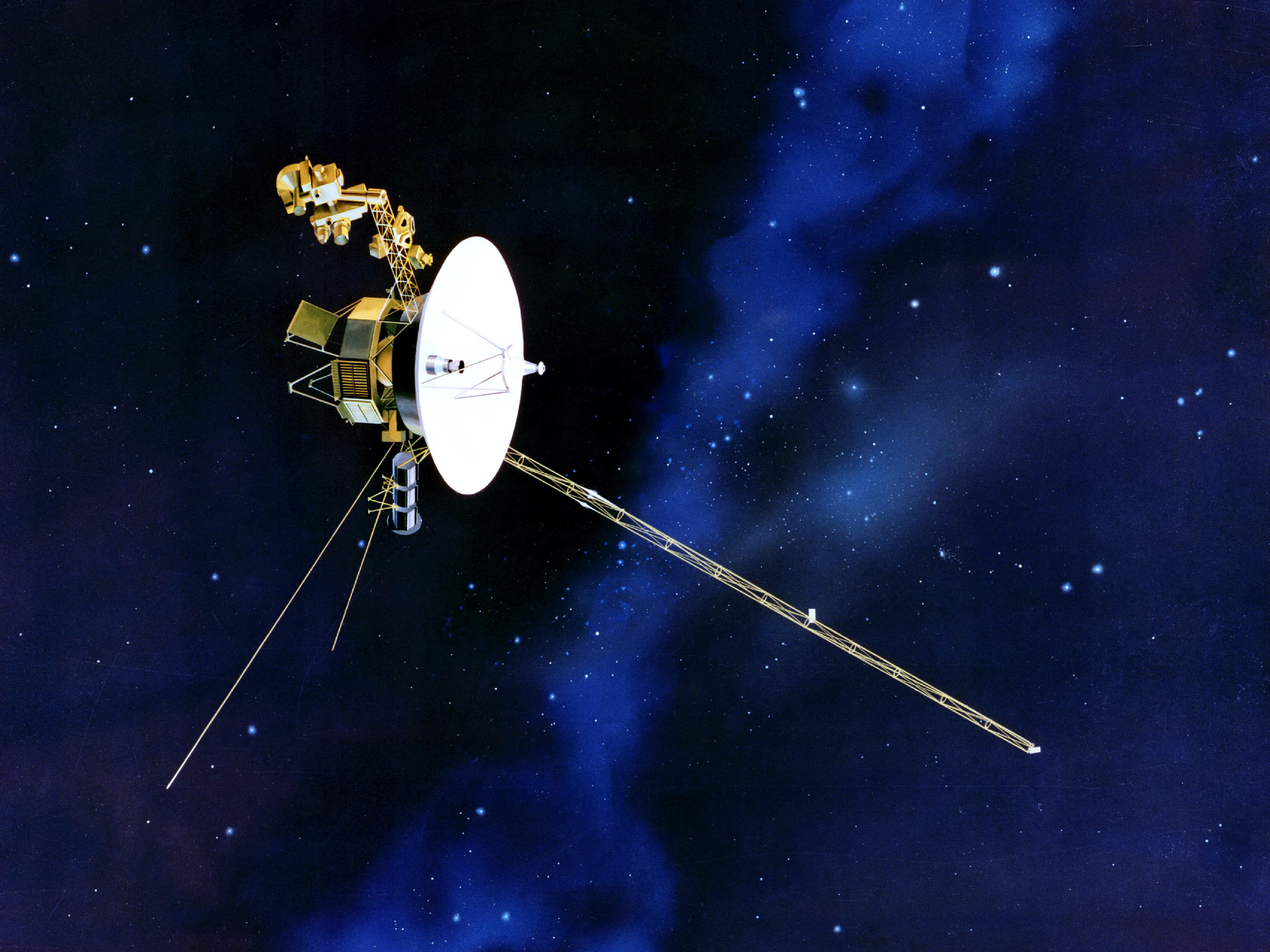 last picture of earth voyager 1 - photo #20