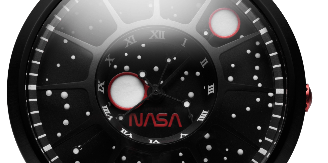 Are You a Total Space Nerd? This NASA-Backed Watch Is Made for You