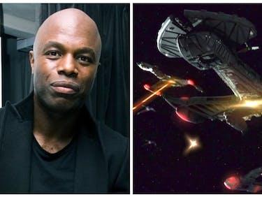 Chris Obi Could Be Klingon Chancellor in 'Star Trek: Discovery'