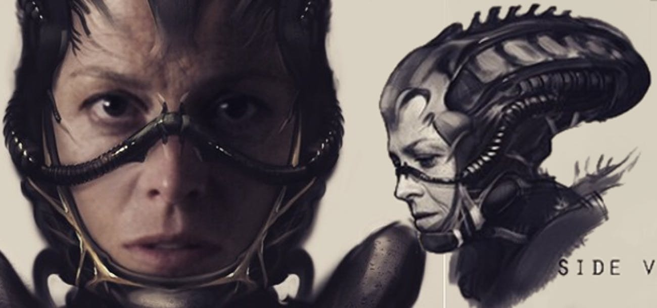 Ridley Scott Shoots Down Blomkamp's Ripley-Centric 'Alien