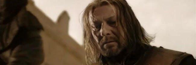 Ned Stark Death