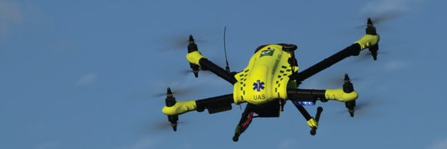 AED drone