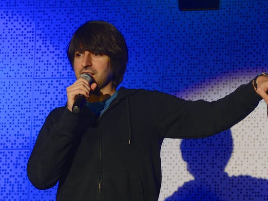 Demetri Martin's Comeback Is Very Personal