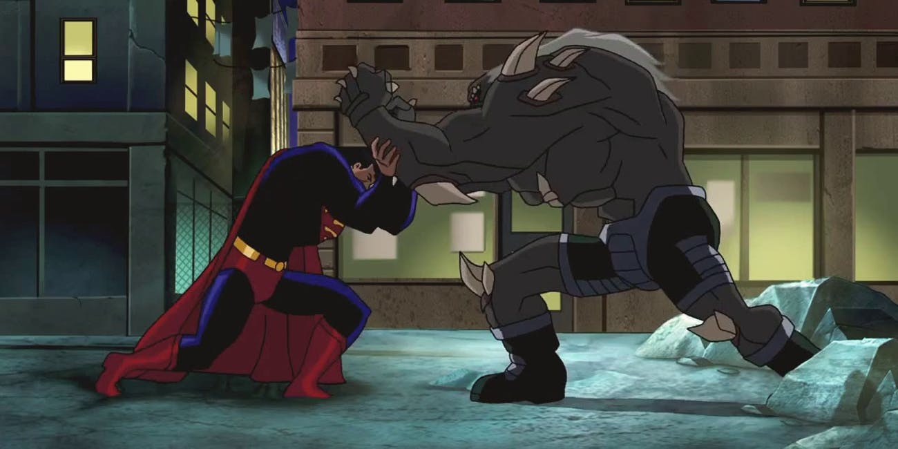 Superman Doomsday Death of Superman