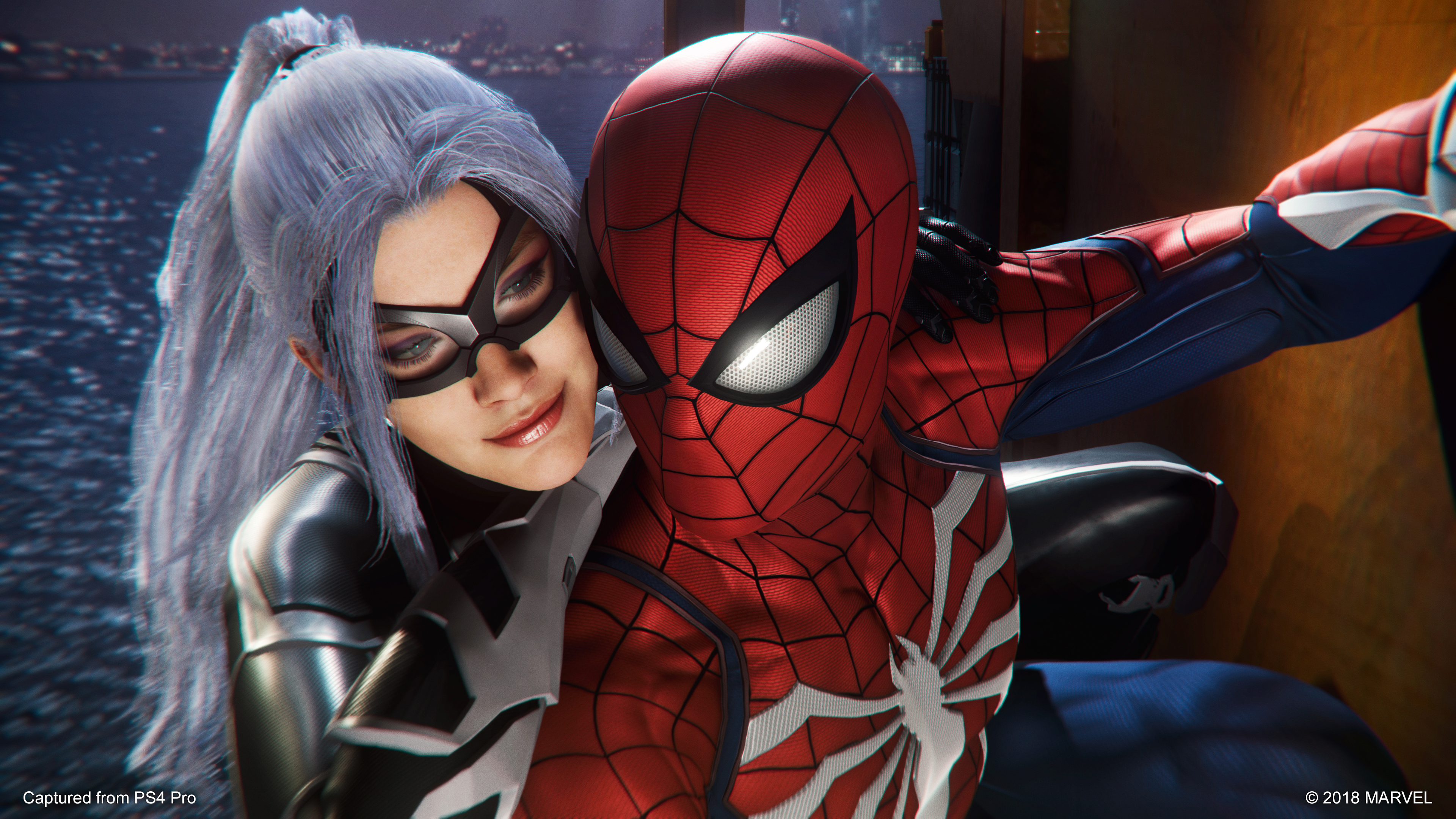 Spider-Man' PS4 DLC Update: Who Is Black Cat in