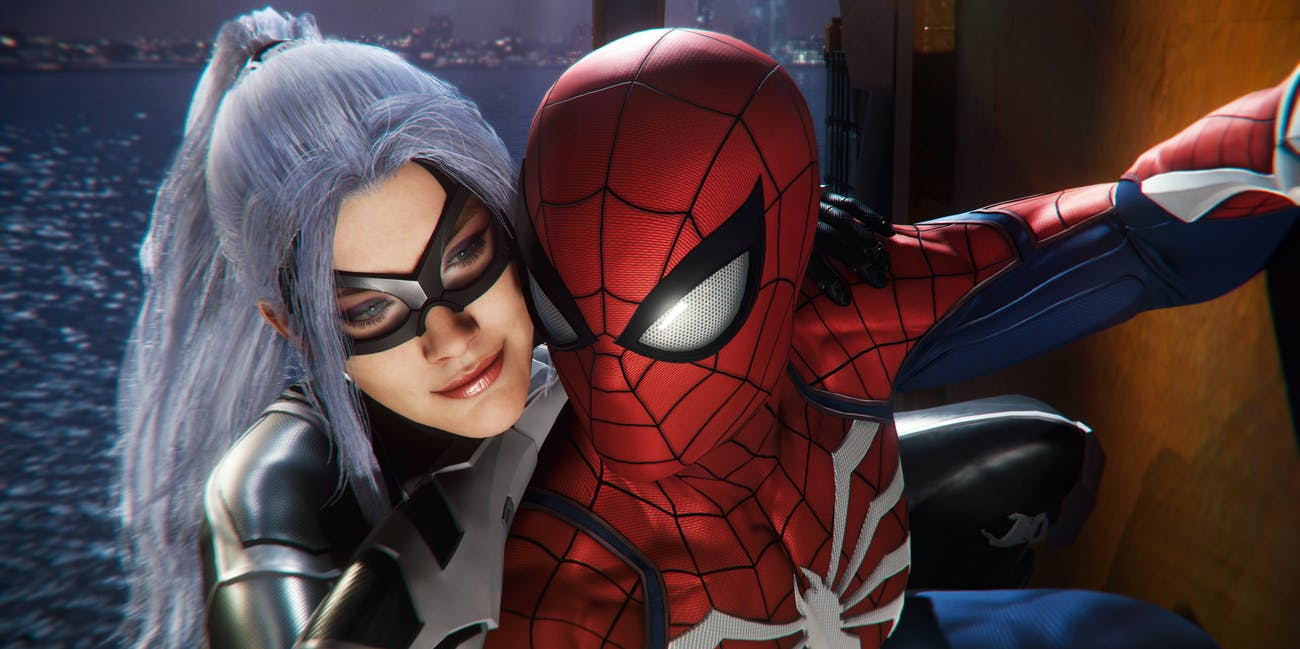 'Spider-Man: The City That Never Sleeps' and 'The Heist' Black Cat