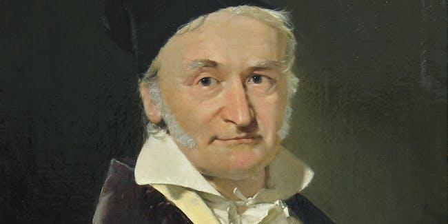Carl Frederich Gauss