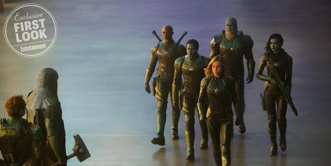 'Captain Marvel' Starforce