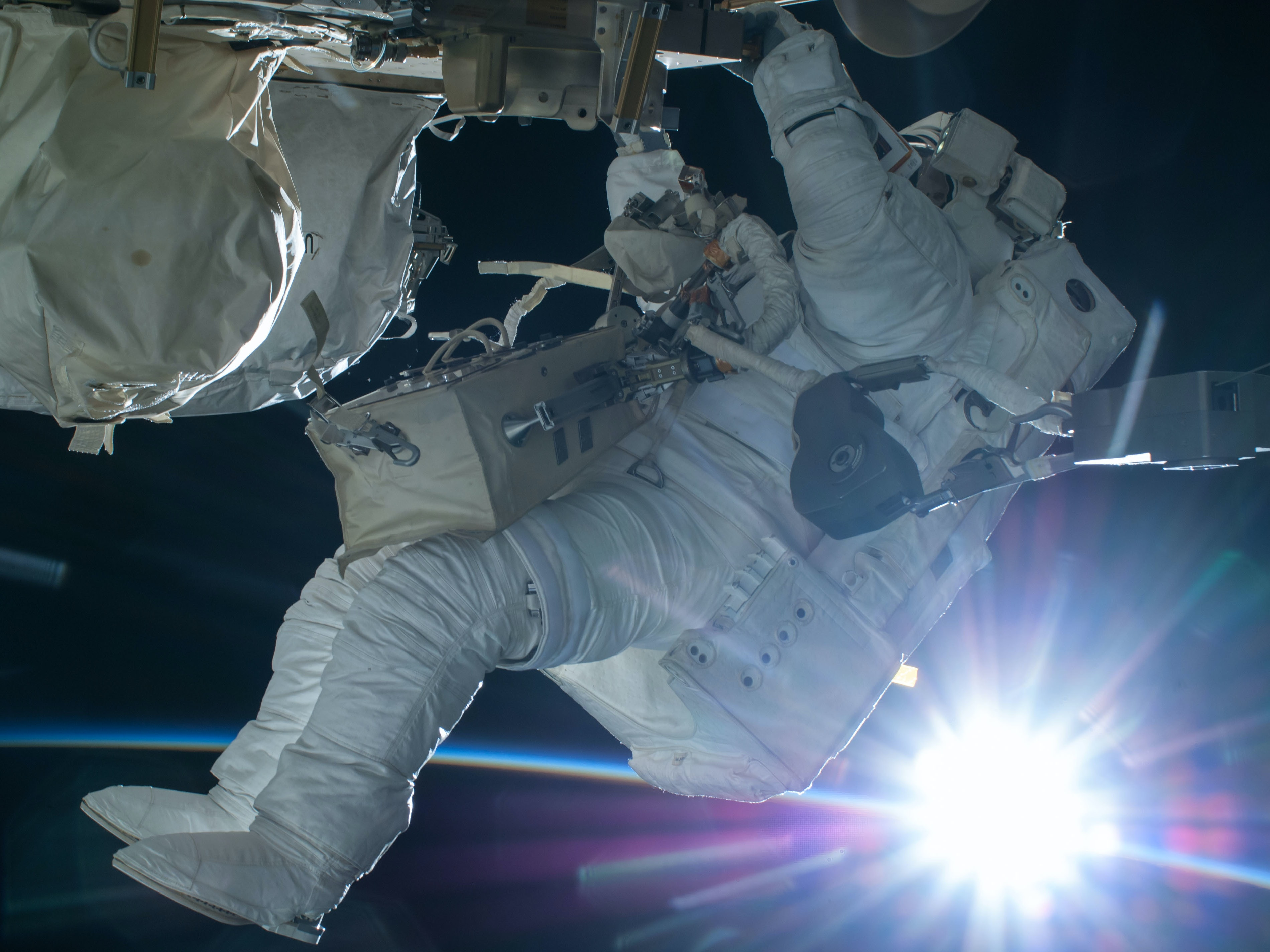 NASA Called for Astronauts, and Americans Applied in Record Numbers