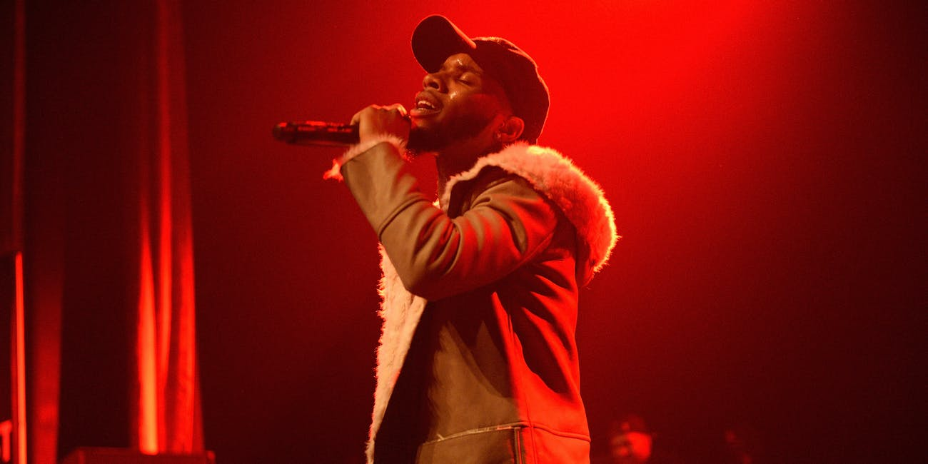 Should You Care About Toronto Rapper and Singer Tory Lanez