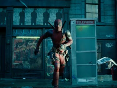 Ryan Reynolds Releases New 'Deadpool 2' Teaser
