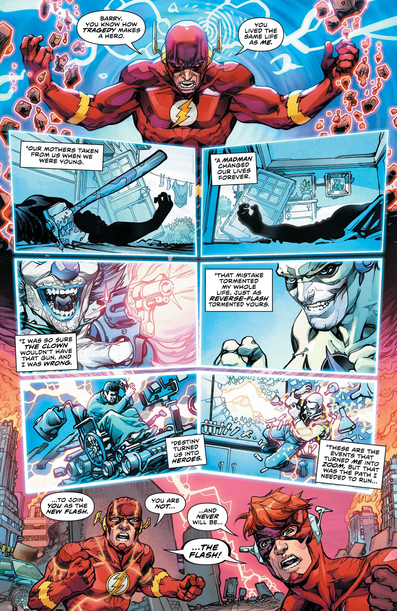 The Flash Flash War