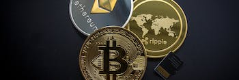 Cryptocurrency bitcoin litecoin ripple ethereum