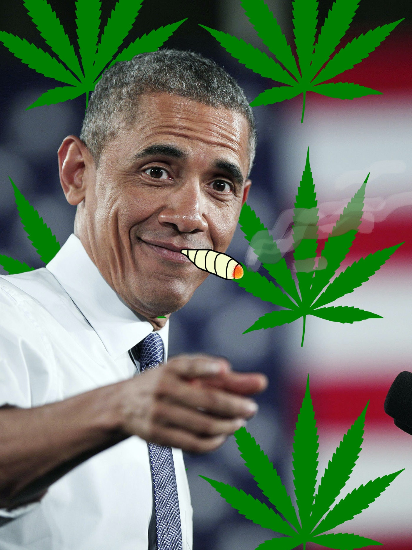 In an interview with Rolling Stone, Barack Obama voiced his support for cannabis legalization, saying the drug should be treated in the same way as alcohol and cigarettes.