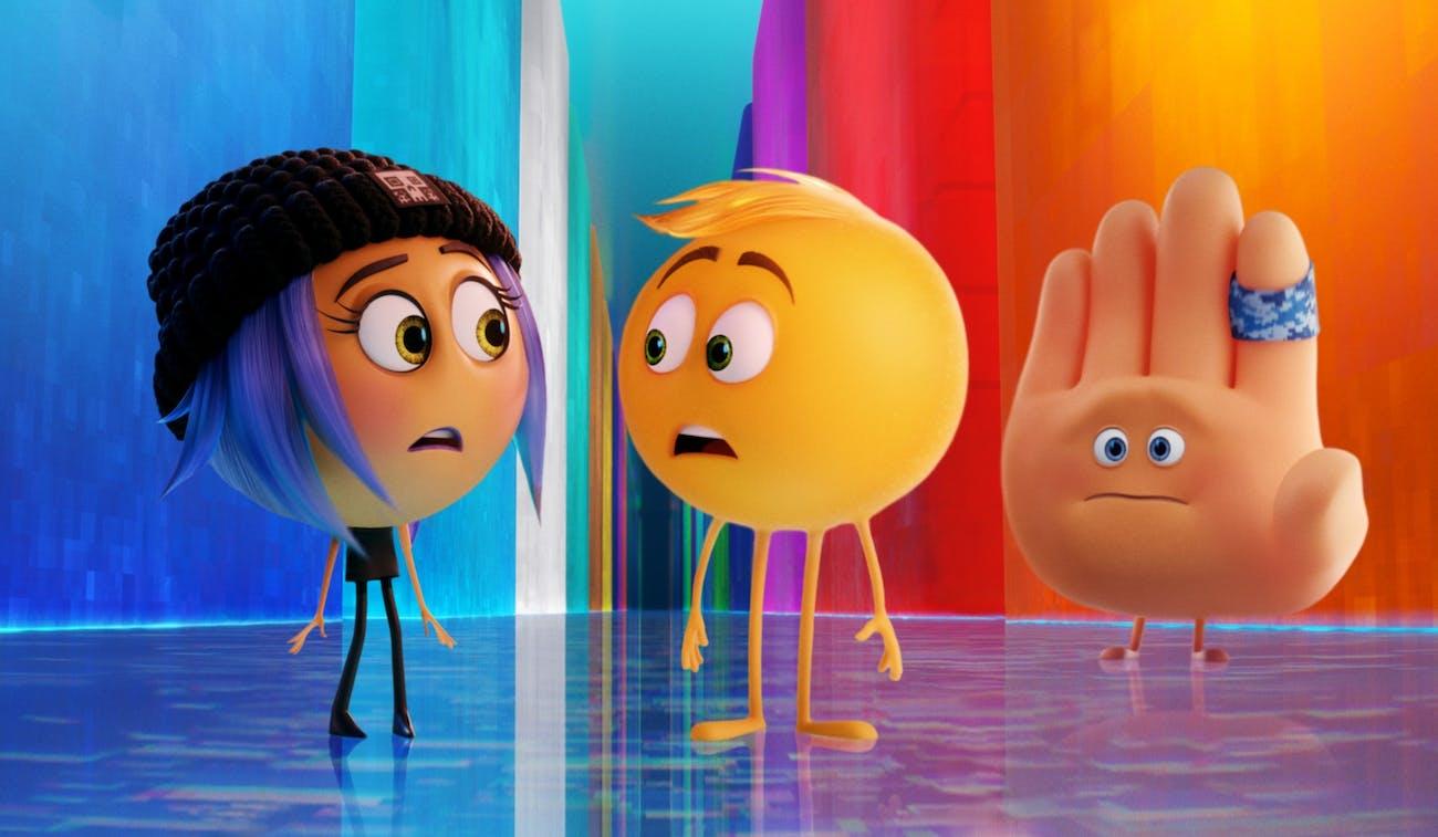 emoji movie cast