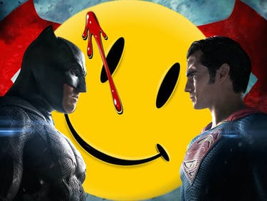 There's a 'Watchmen' Easter Egg in 'Batman v Superman'