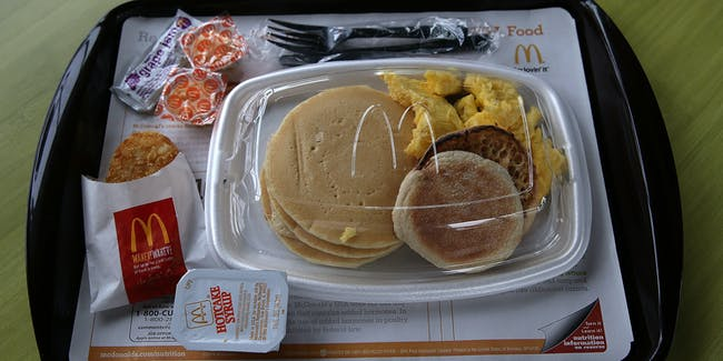 What It's Like to Eat McDonald's Breakfast for Every Meal ...
