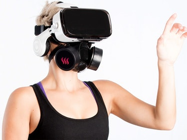What Do You Want Your Virtual Reality Sex to Smell Like?