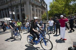 Citi Bike Launch