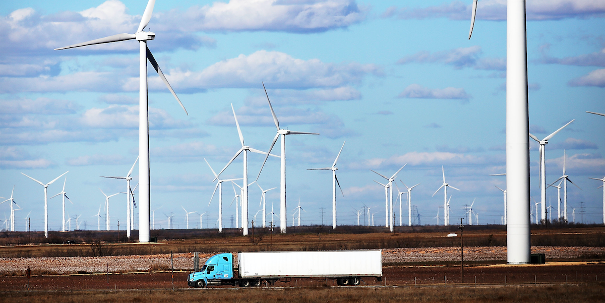 America Just Produced More Renewable Energy Than Ever