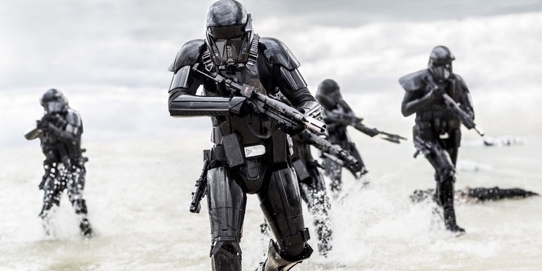 Why that Child 'Star Wars' Death Trooper Costume Is So Unsettling