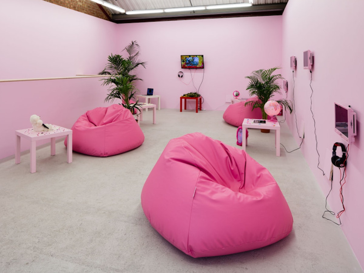 """""""From My Bedroom to Yours,"""" Anna Kultys Gallery in London, 2015"""