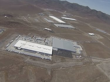 Tesla's New Gigafactory: 10 Mind-Boggling Stats in the Construction Permits