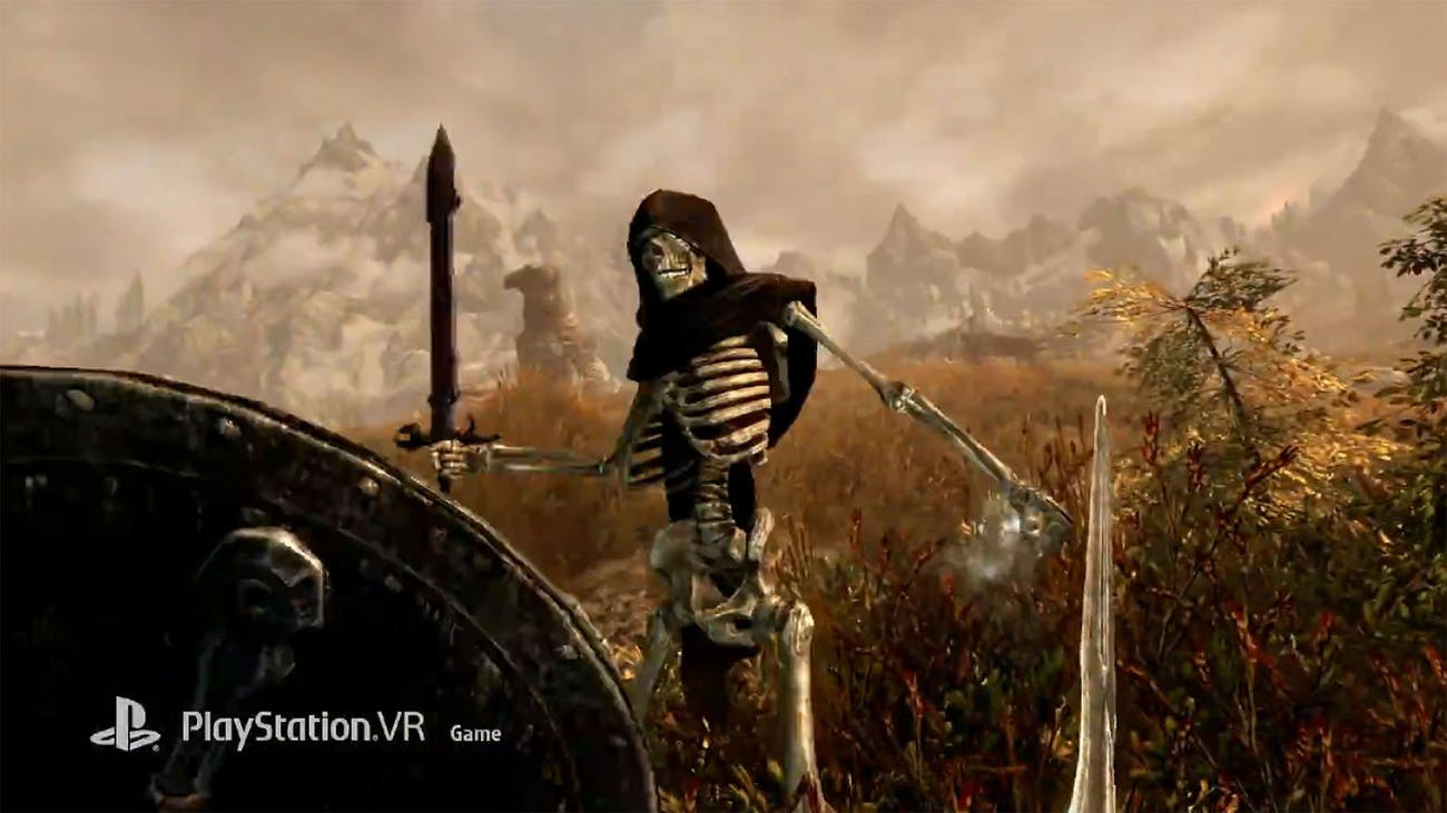 How to Play 'Skyrim VR' and Get Fit AF Doing It   Inverse