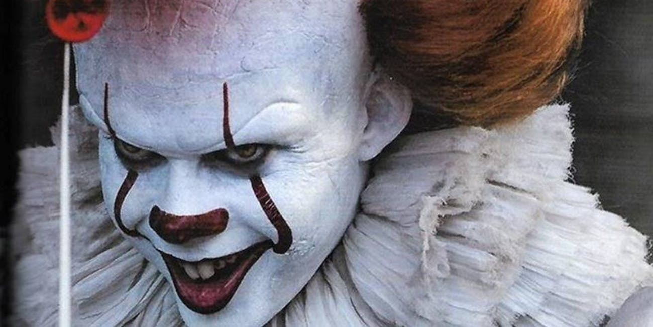 dating the it clown