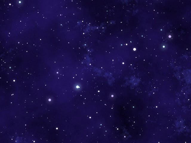 iPhone Background - Deep Space