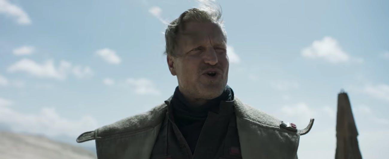 Beckett in 'Solo'