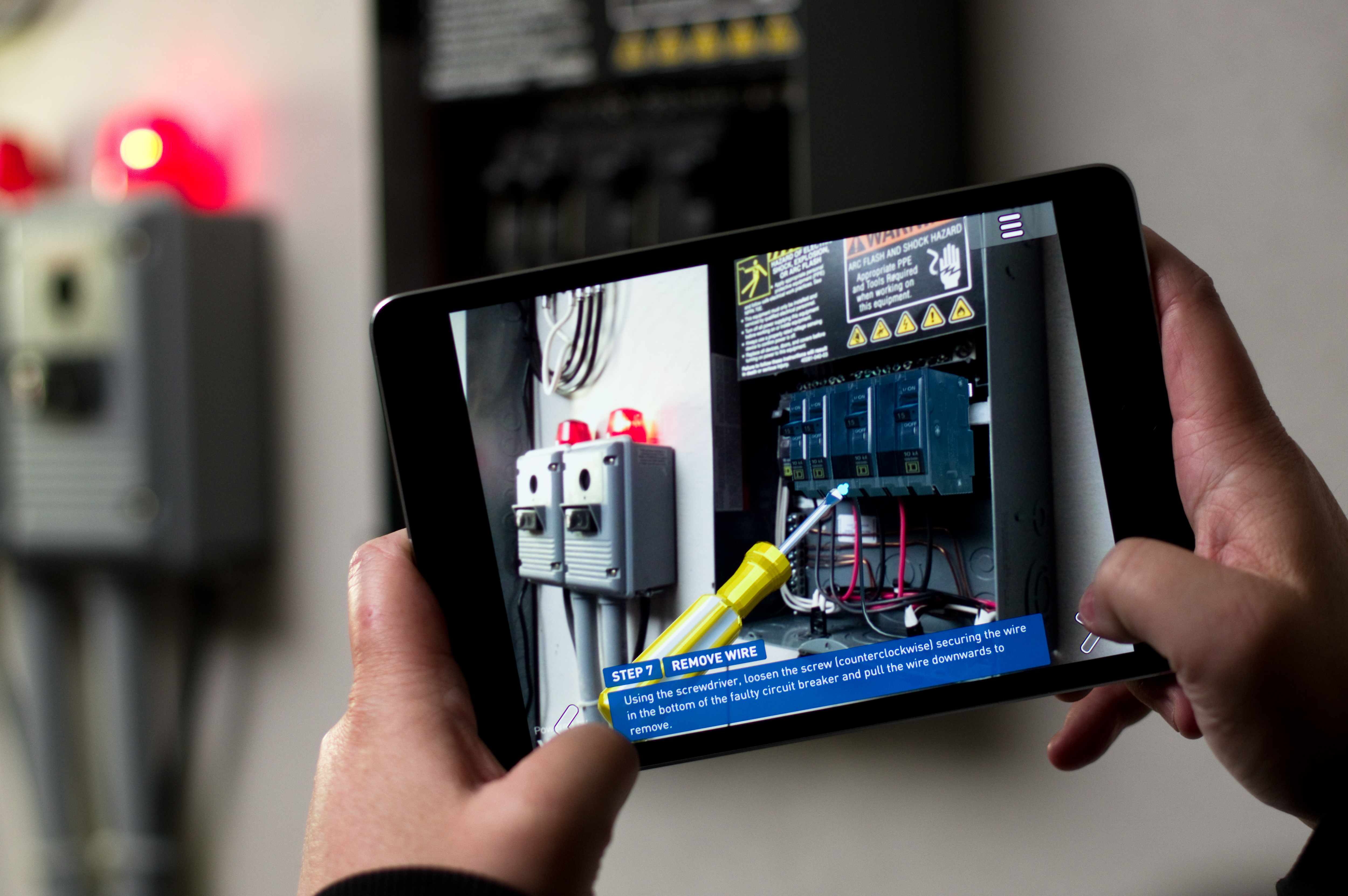 Augmented reality is flashy but it might actually be most for Augmented reality