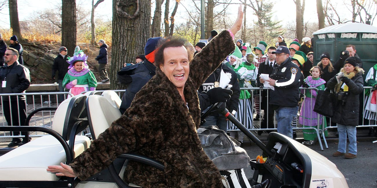 Richard Simmons's departure from public life has a lot of people worried.