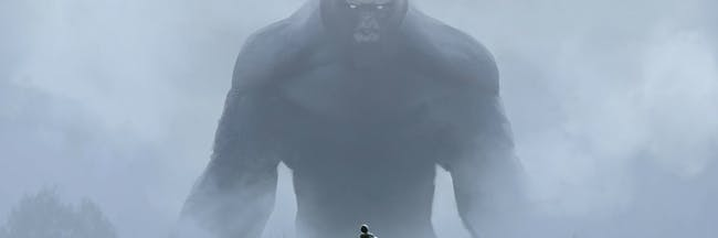 King Kong Concept Art