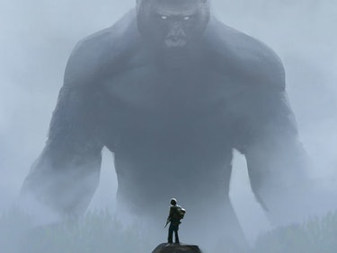 Skull Island Concept Art Reveals Ideas Cut From the Film