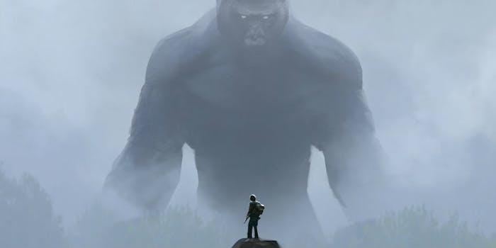 King Kong Concept Art
