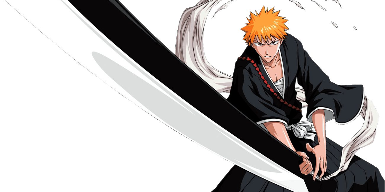 Ichigo Kurosaki from the 'Bleach' anime.