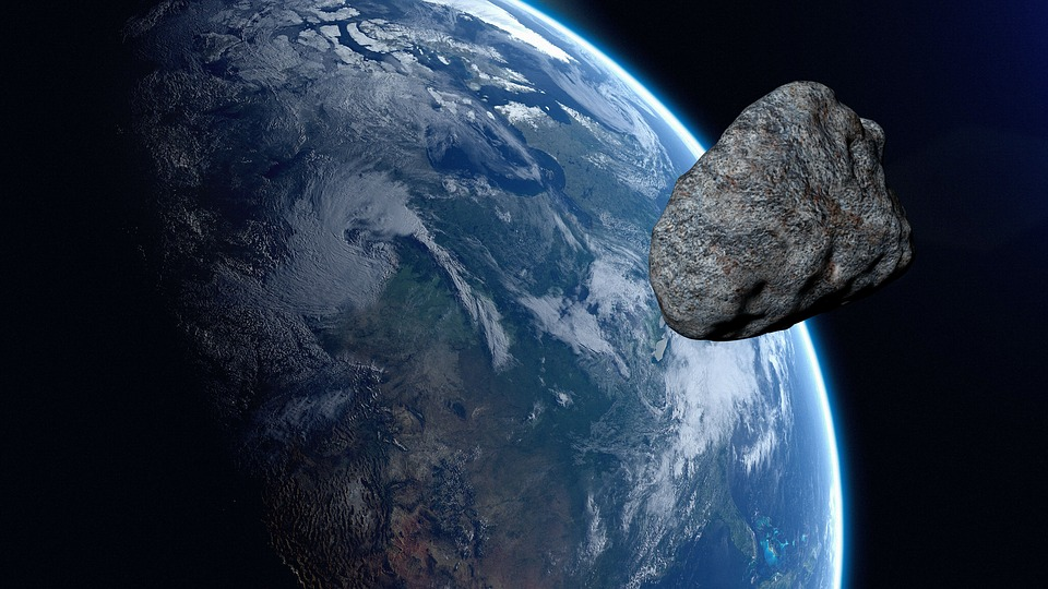 Asteroid Impact With Earth Not Entirely Impossible on September 9