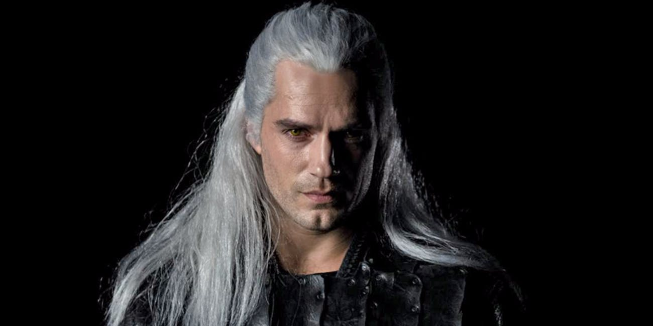 'The Witcher' Henry Cavill