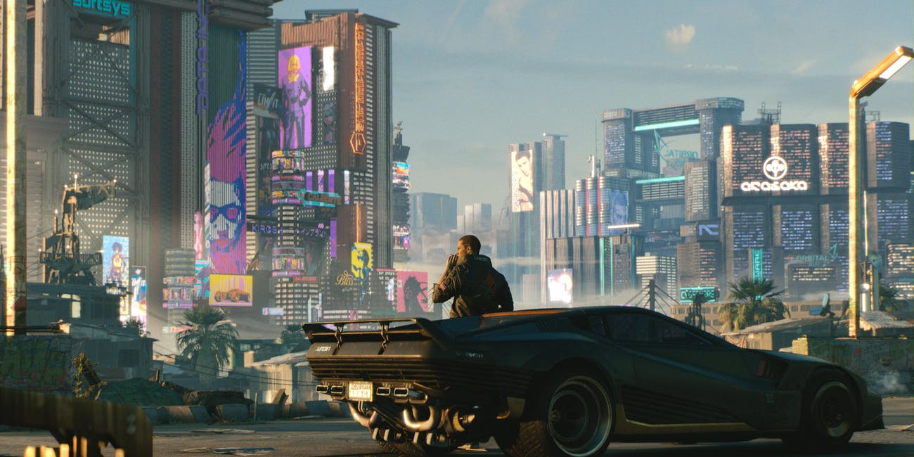 Cyberpunk 2077 Reveail