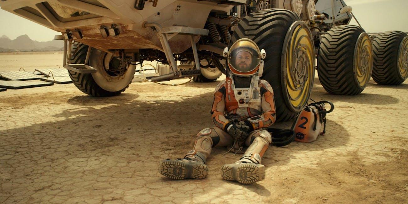 Sleep on Mars is best with a long circadian rhythm.