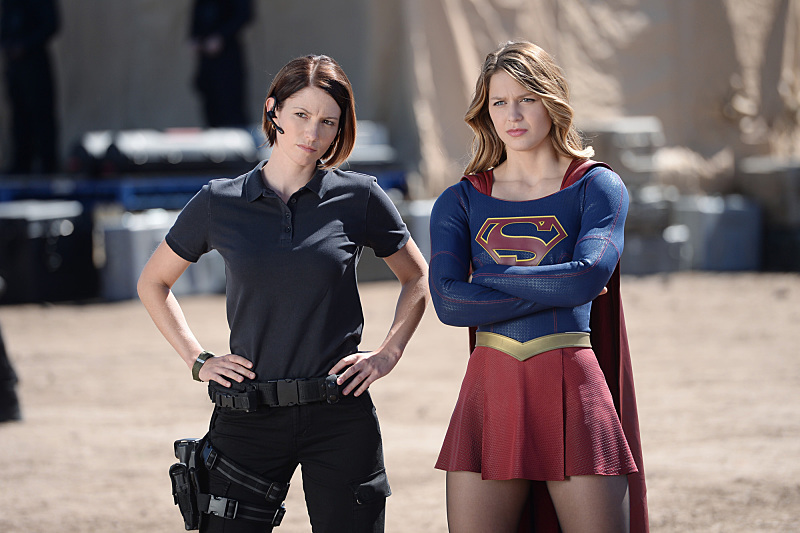 Resultado de imagem para série supergirl