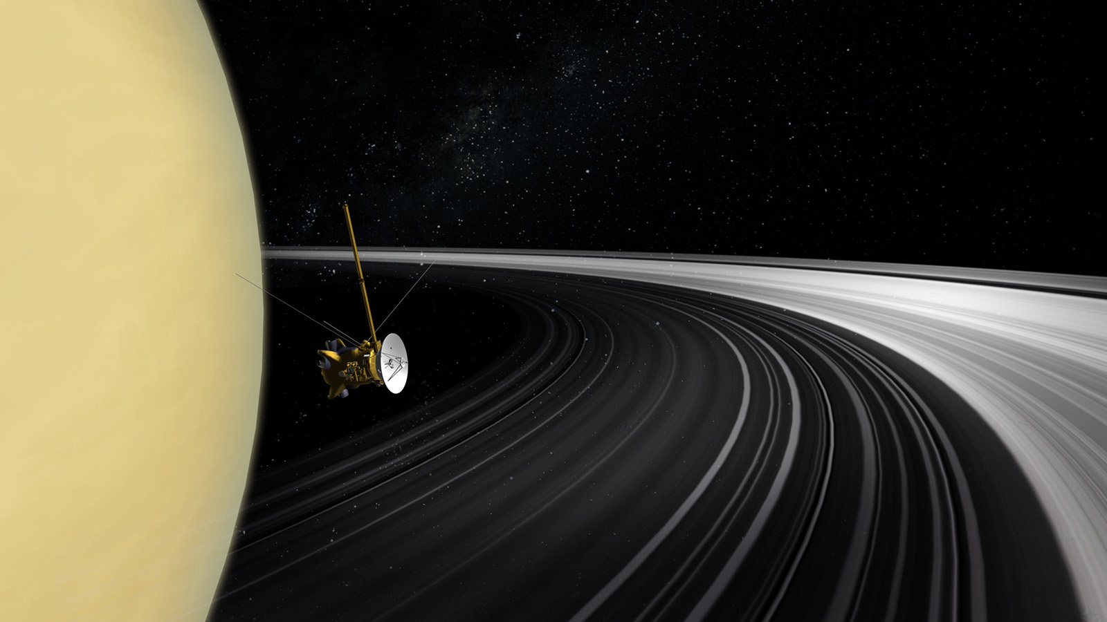 Cassini is prepping to conduct several deep dives between Saturn's rings as its mission winds to a close.
